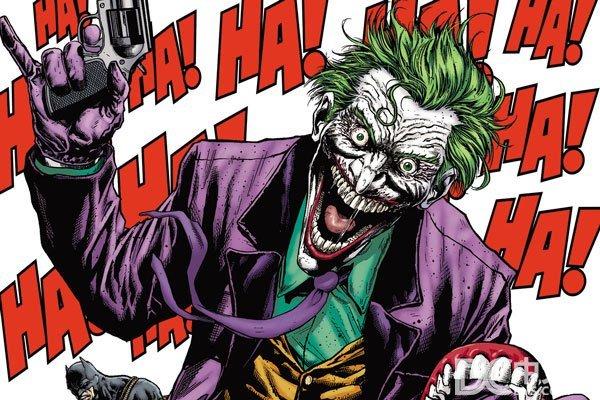 小丑终于在《哥谭》中登场!