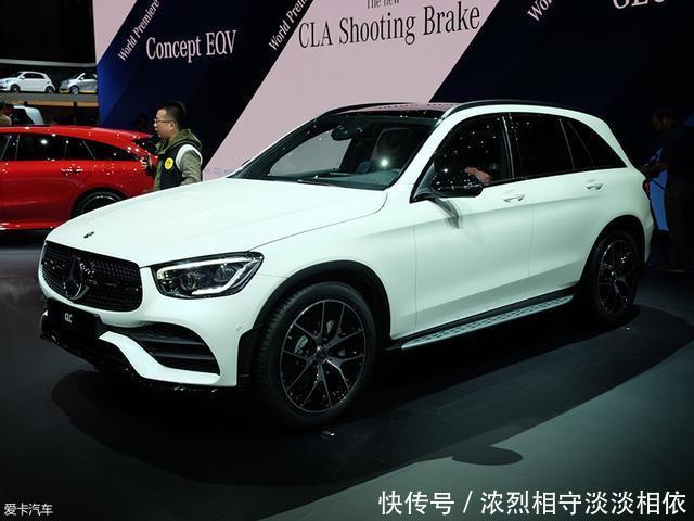 新设计语言更帅了北京奔驰新款GLCL将8月24日上市
