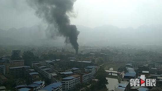 【转】北京时间     重庆璧山区一炼油厂爆炸起火 伤亡人数暂不确定 - 妙康居士 - 妙康居士~晴樵雪读的博客