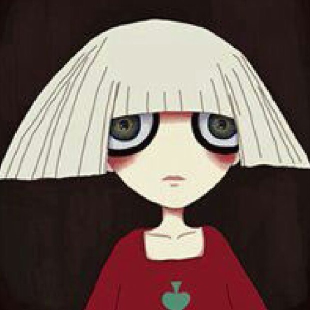 黑眼圈白头发的那个卡通人物叫什么名字