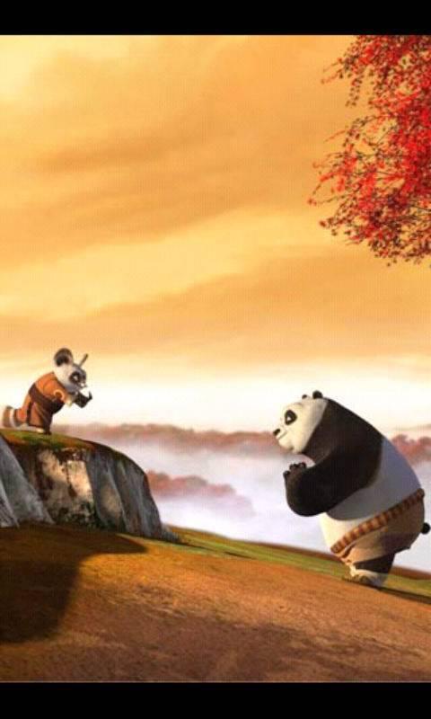 功夫熊猫桌面壁纸