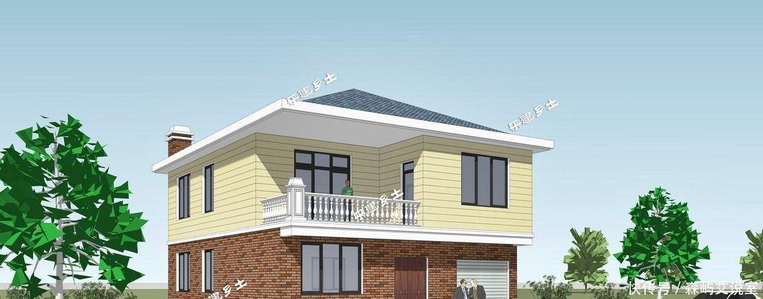 成本导入首要建房简易,乡村二层自考虑v成本cad到建房图纸如何总平图图片