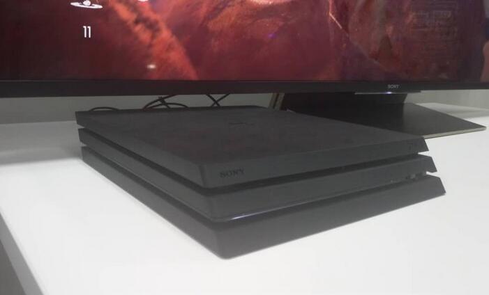 最强PS4Pro国行版6月7日上市售价2999元 4K画面表现惊艳