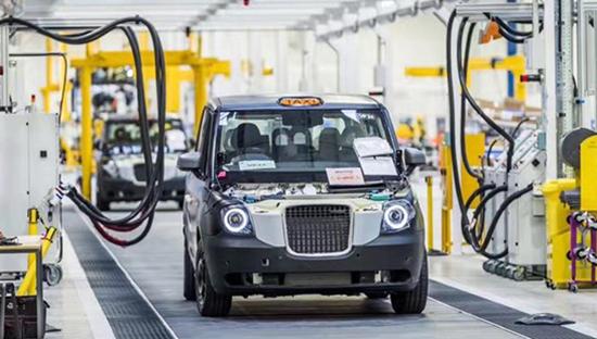 汽车电商日报:吉利的伦敦出租车下线了