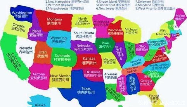 18年1季度GDP美国50个州领先我国,我们是否
