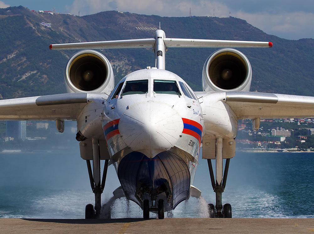 中俄日水上飞机对比:中国蛟龙毫无疑问夺第一