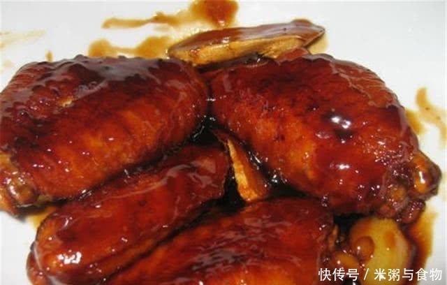 超好吃的红烧鸡翅,牢记这两个窍门,保证做出来的鸡翅香甜好吃