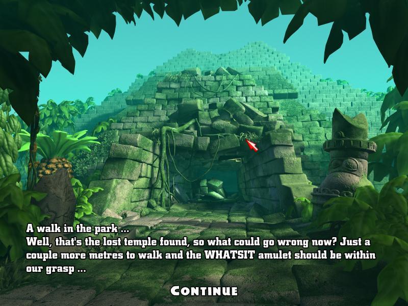 危险森游戏片图