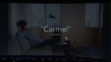 "Oculus推出专属网页浏览器""Carmel"" 支持VR网页"
