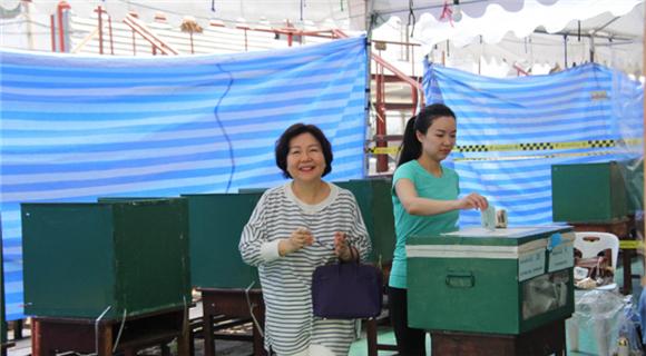 现场直击:泰国2019年大选投票开始