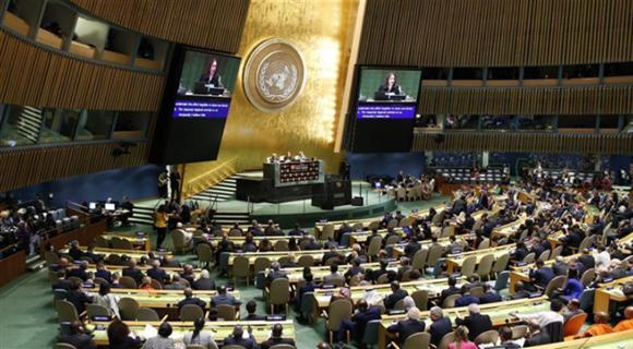 曼德拉和平峰会在联合国总部举行