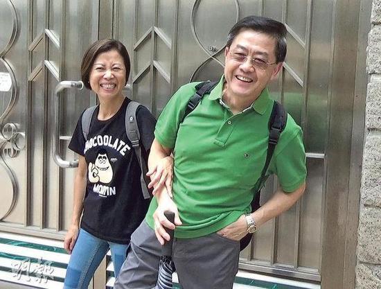 郑嘉颖或8月12日巴厘岛结婚 陈凯琳父母笑言多谢