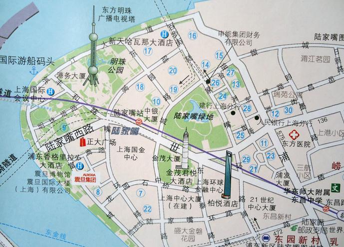 上海浦东新区_360百科