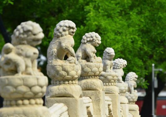 故宫为何第四个铜狮子不能摸?道光杀子 - 一统江山 - 一统江山的博客