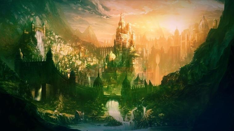 《风语世界2:沉寂》游戏中的画面