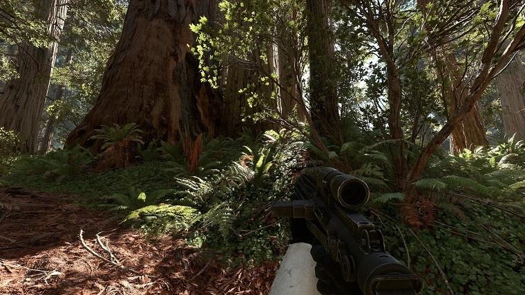 《星球大战:前线》游戏画面