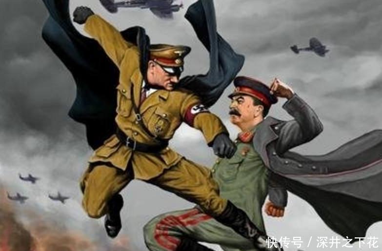 假如德国进攻苏联成功,下一个攻打的国家会是