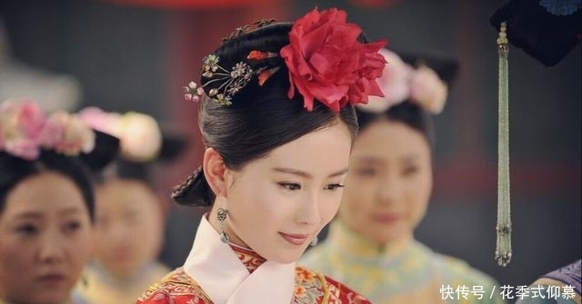 她是顺治皇后的表妹,10岁嫁给雍正,册立皇后,享受天子待遇