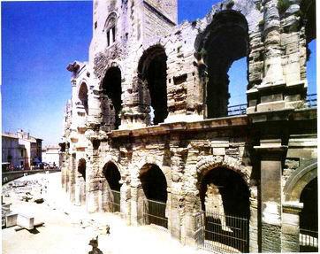 古罗马建筑和罗马式建筑