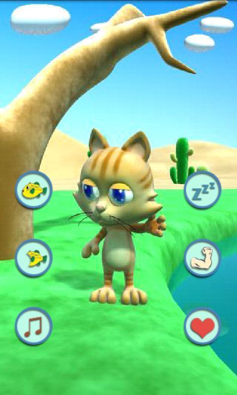 会说话的猫 Talking Cat截图2