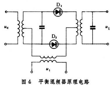 平衡混频器 典型电路如图4