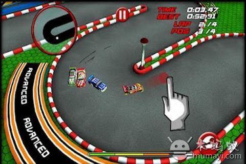 遥控迷你赛车 RC Mini Racing截图3
