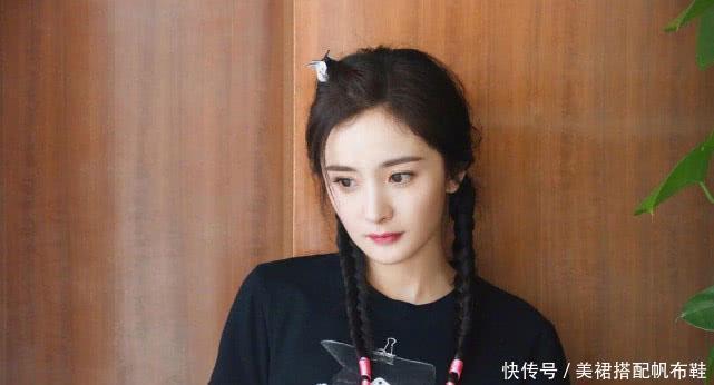 baby和杨幂同为辣妈,PK麻花辫造型,你觉得她俩谁漂亮?