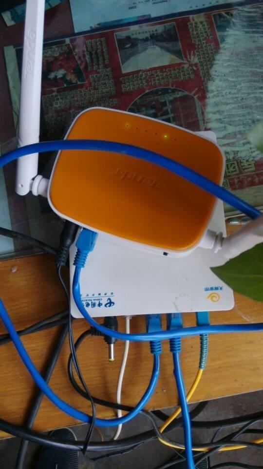 光纤猫如何连接无线路由器-上网问题-问答114