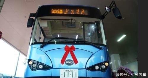 中国这款公交车火了!36国家纷纷下订单,老外试用后称太厉害