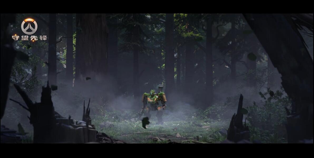 《守望先锋》第五部动画短片正式公布