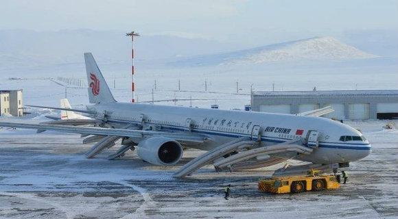 国航航班因火警信息故障备降俄罗斯