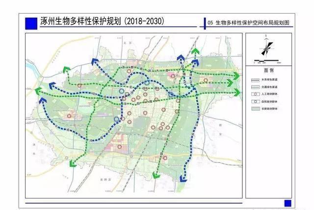 涿州2018至2030年规划图曝光 12年后我们拭目以待