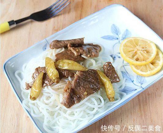 天气太热没胃口,来一盘爽口的凉拌米线,食材简单,做法简单快手