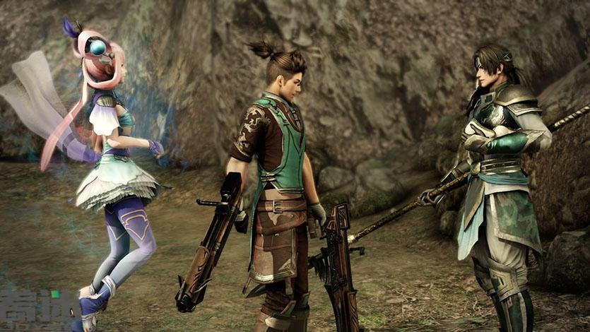 《真三国无双:英杰传》PS4版一周仅卖出6000套