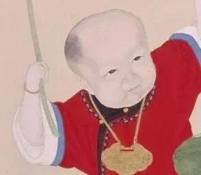 福羲国际展览艺术馆:高清古画局部放大后,局部细节鉴赏