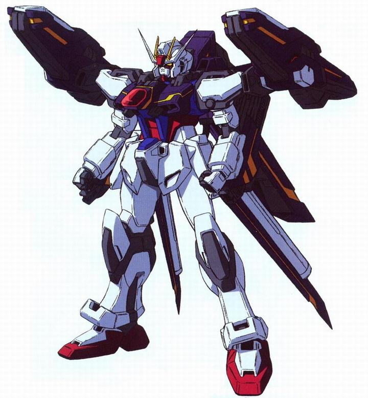 GAT-X105闪电强袭