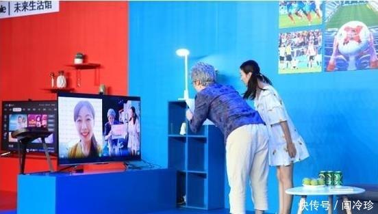 """全球首台社交电视海信造,期待破解行业""""生死符"""""""