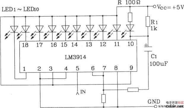 lm3914集成电路资料