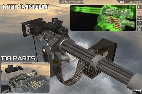 3D枪械拆解2截图3