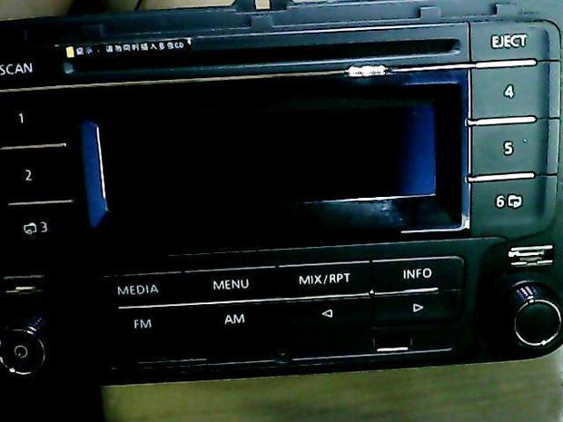 车载cd改家用接线