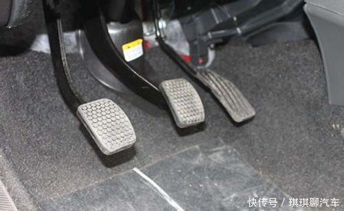 女司机的福利来了!日本发明刹车油门合二为一,再也不用后怕了!