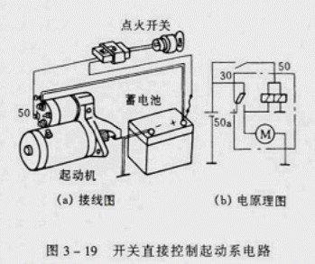 jd234马达启动继电器接线方法