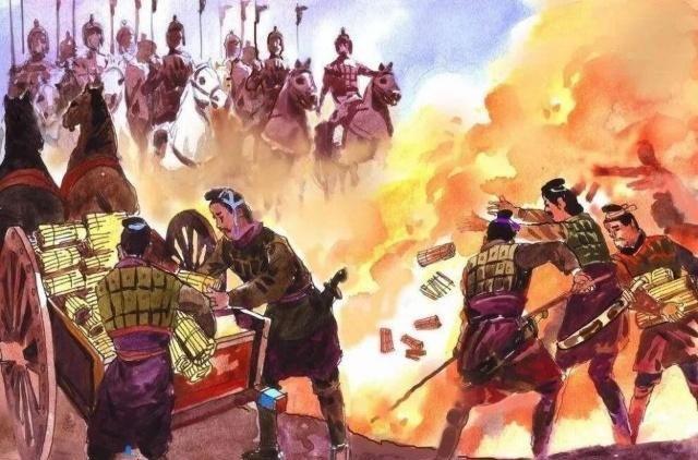 难怪有人说焚书坑儒是漫画,你仔细看看秦始皇全彩男男好事图片