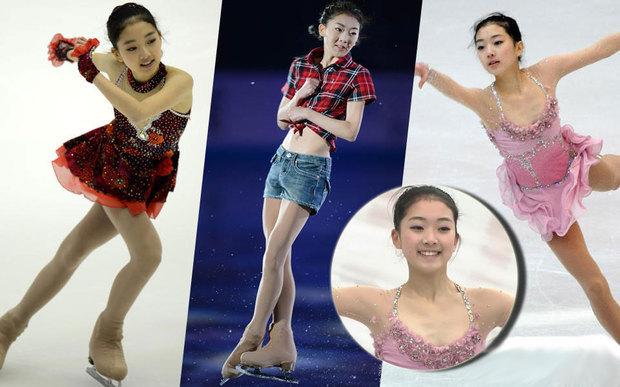 冬奥会的中国美女运动员李子君