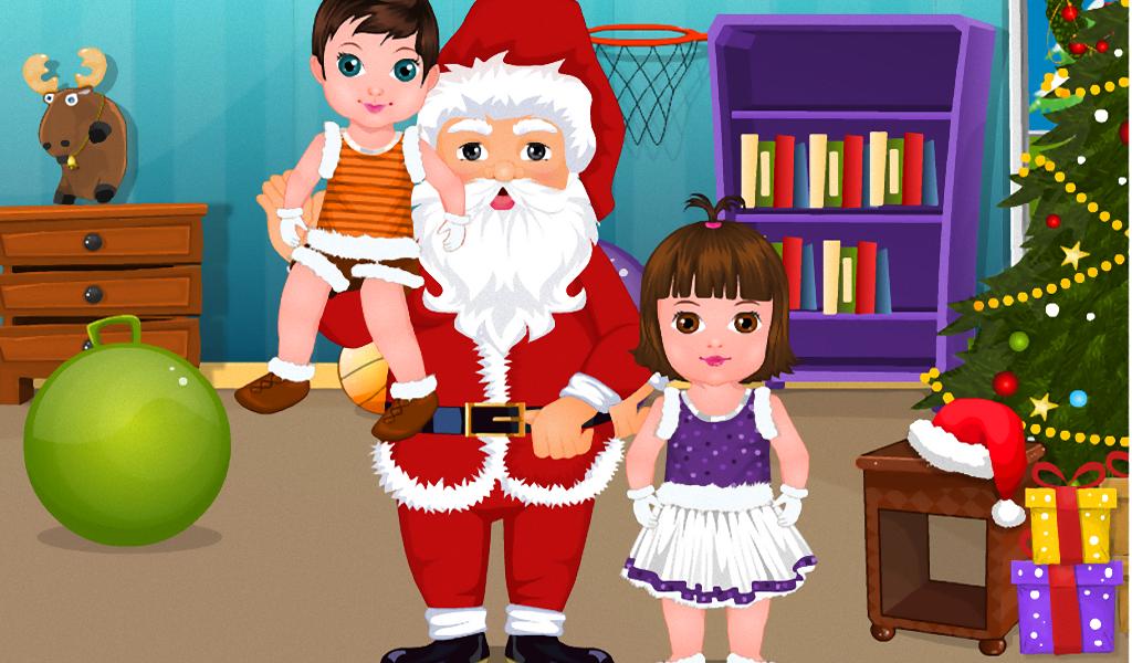 幼儿园圣诞节游戏,幼儿园圣诞节游戏下载