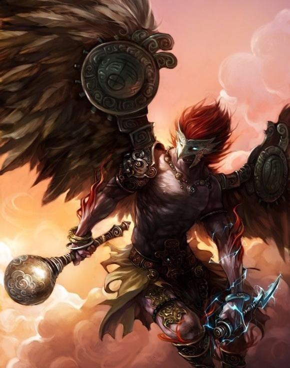 淘宝装修素材 > 雷神的锤子是谁造的?雷神的锤子叫什么!