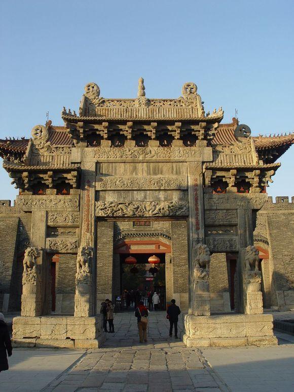 中国四大古建筑群