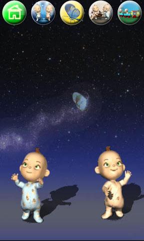 会说话的双胞胎 Talking Baby Twins截图3