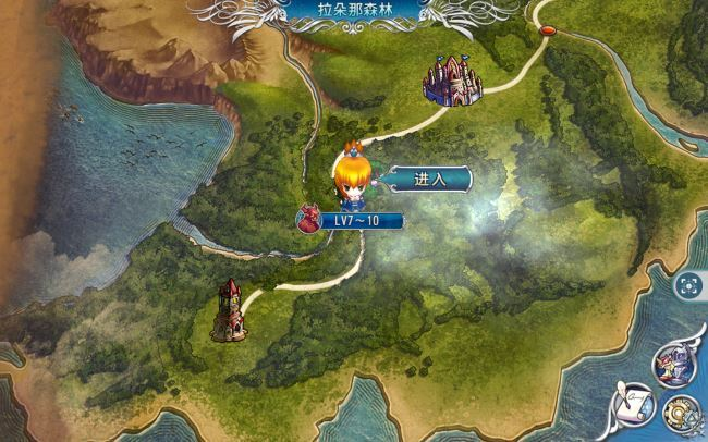 全天使帝国4狩猎地区开放等级一览 共6章