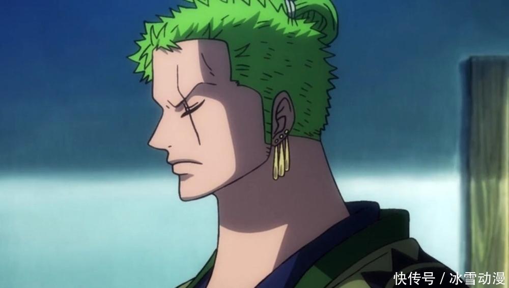 如果给绿发动漫人物打分,索隆果断满分,你会把满分给谁?